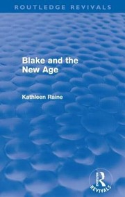 Cover of: Blake And The New Age