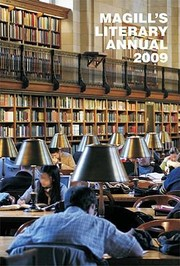 Cover of: Magills Literary Annual 2009 Essayreviews Of 200 Outstanding Books Published In The United States During 2008 With An Annotated List Of Titles