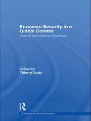 Cover of: European Security In A Global Context Internal And External Dynamics