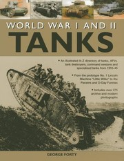 Cover of: World War I And Ii Tanks