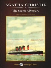 Cover of: Secret Adversary (Tommy and Tuppence Mysteries (Audio))