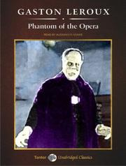 Cover of: The Phantom of the Opera