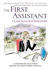Cover of: The First Assistant