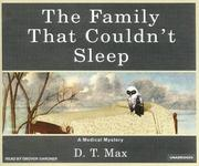 Cover of: The Family That Couldn't Sleep