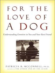 Cover of: For the Love of a Dog