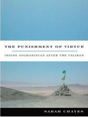 Cover of: The Punishment of Virtue