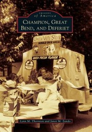 Cover of: Champion Great Bend And Deferiet