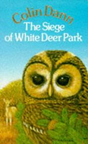 Cover of: The Siege of White Deer Park