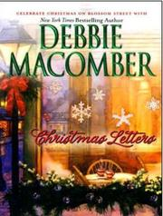 Cover of: Christmas Letters