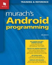 Cover of: Murachs Android Programming Training Reference