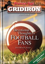 Cover of: Power Up Gridiron Edition Devotional Thoughts For Football Fans