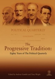 Cover of: The Progressive Tradition Eighty Years Of The Political Quarterly