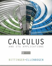 Cover of: Calculus and Its Applications Plus Mymathlab Student Starter Kit