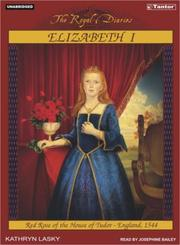 Cover of: Elizabeth I