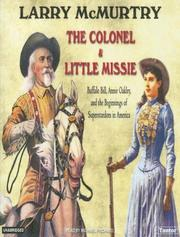 Cover of: The Colonel & Little Missie | Larry McMurtry