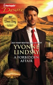 Cover of: A Forbidden Affair