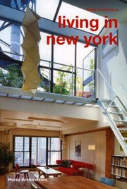 Cover of: Living In New York