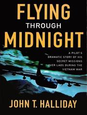 Cover of: Flying Through Midnight | John T Halliday