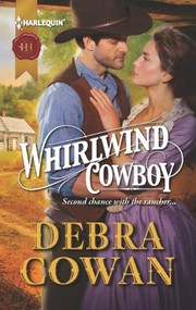 Cover of: Whirlwind Cowboy