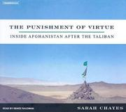 Cover of: The Punishment of Virtue | Sarah Chayes