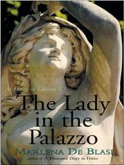 Cover of: The Lady in the Palazzo