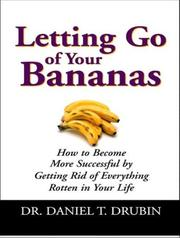 Cover of: Letting Go of Your Bananas