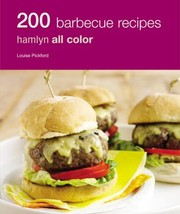 Cover of: 200 Barbecue Recipes