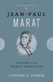 Cover of: Jean Paul Marat Tribune Of The French Revolution