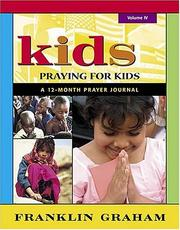 Cover of: Kids Praying for Kids 2003 Edition | Franklin Graham