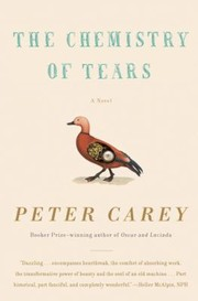 Cover of: The Chemistry Of Tears A Novel