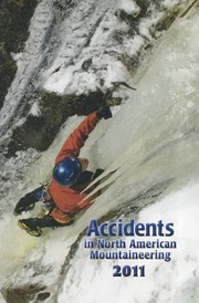 Cover of: Accidents In North American Mountaineering 2011