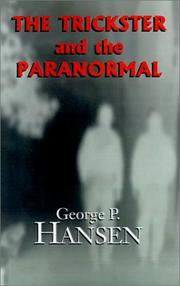 Cover of: The Trickster and the Paranormal