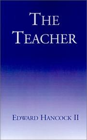 Cover of: The Teacher | Edward, II Hancock