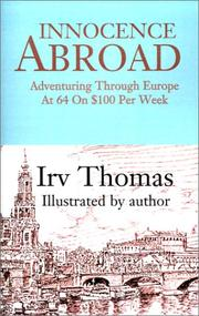 Cover of: Innocence Abroad