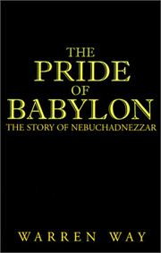 Cover of: The Pride of Babylon