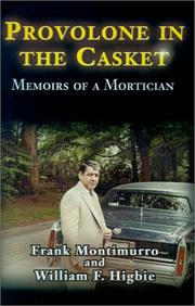 Cover of: Provolone in the Casket | Frank Montimurro