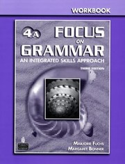 Cover of: Focus On Grammar An Integrated Skills Approach