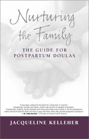 Cover of: Nurturing the Family The Guide for Postpartum Doulas