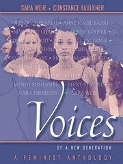 Cover of: Voices of a New Generation