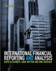 Cover of: International Financial Reporting And Analysis