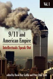 Cover of: 911 And American Empire Intellectuals Speak Out
