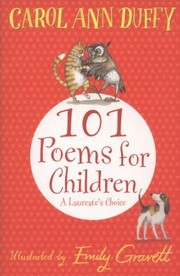 Cover of: A Laureates Choice 101 Poems For Children