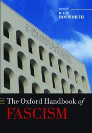 Cover of: The Oxford Handbook Of Fascism