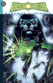 Cover of: Green Lantern, brother's keeper