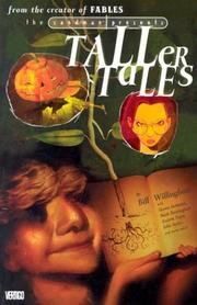 Cover of: Taller tales