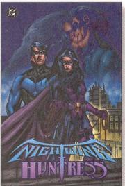 Cover of: Nightwing, Huntress | Devin K. Grayson