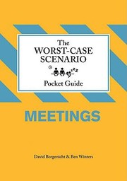 Cover of: Meetings