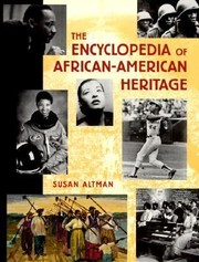 Cover of: The Encyclopedia Of Africanamerican Heritage