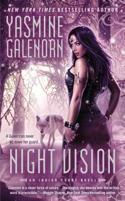 Night Vision An Indigo Court Novel by