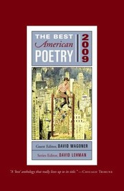 Cover of: The Best American Poetry 2009